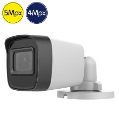 Telecamera HD SAFIRE - 5 e 4 Megapixel - IR 30m