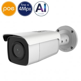 Camera IP SAFIRE PoE - 4 Megapixel - IA2 - IR 80m