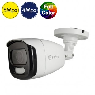 HD camera SAFIRE - 5 4 Megapixel - Full Color Vision - Night Color - IR 20m