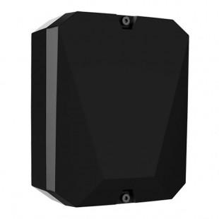 MultiTransmitter modulo wireless per il collegamento di allarmi cablati Ajax nero
