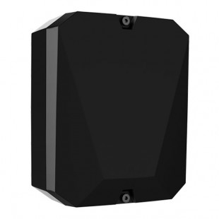 MultiTransmitter wireless module for connecting alarms wired Ajax black