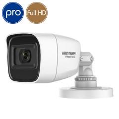 Telecamera HD HikVision - Full HD - 2 Megapixel - Microfono - IR 30m