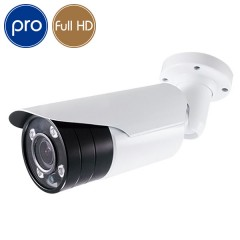 Telecamera HD PRO - Full HD - SONY Ultra Low Light -  motorizzata 2.7-13.5mm - IR 50m