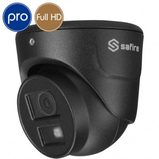 HD mini dome camera SAFIRE - Full HD - 1080p - 2 Megapixel - IR 20m