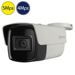 Telecamera HD SAFIRE - 5 e 4 Megapixel - IR 40m