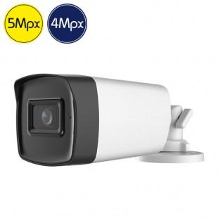 HD camera SAFIRE - 5 4 Megapixel - Mic - IR 40m