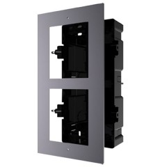 Front panel and built-in adjuster box 2 modules