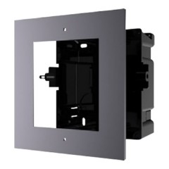 Front panel and built-in adjuster box 1 module