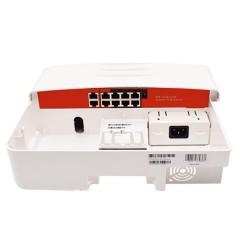 Switch per esterno 10 porte - 8 porte PoE