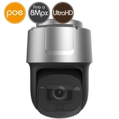 Camera IP PTZ SAFIRE - 8 Megapixel Ultra HD 4K - Zoom 25X - IR 500m