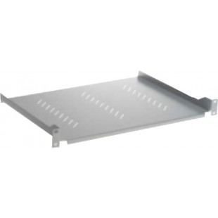 Cantilever Shelf 400mm 1U rack 19""