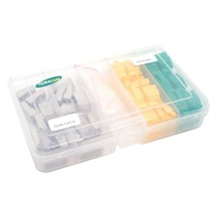 KIT Connettori RJ45 CAT6